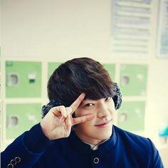 woobin as ParkHeungSoo