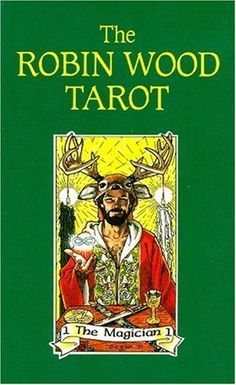 The Robin Wood Tarot by Robin Wood. Hands down the best Celtic/Pagan/Wicca orientated deck out there, still. The art and imagery Wood has used stays true to the common Tarot popularized by Rider-Waite, but with an appropriate slant for the modern magical person. I love all of Wood's artwork, but she went above and beyond while doing this deck.