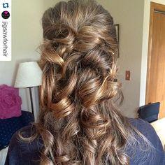 """#bridesmaidhair style by @_soulace_ ! ✨#yegstylist #stylesandthecity #weddinghair  #weddingstyle"" Photo taken by @stylesandthecitybytawsha on Instagram, pinned via the InstaPin iOS App! http://www.instapinapp.com (07/25/2015)"