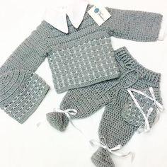 Tejiendo Ilusión (@tejiendoilusion) • Fotos y vídeos de Instagram Crochet For Boys, Instagram, Sweaters, Diy, Crafts, Fashion, Happy Tuesday, Illusions, Tejidos