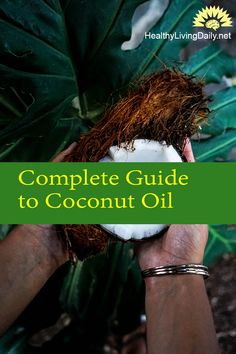 A Complete Guide to Coconut Oil 🥥👍😲😘  Did you know that coconut oil is a superfood? Click the link to find out more.  #virgincoconutoil #storingcoconutoil #weightloss #organiccoconutoil #psoriasisandeczema #skincare #hearthealth #alzheimersdisease #coconutoilcompleteguide #inflammation #coconutoil #acne #coconut #stirfryandsaute #bakingwithcoconutoil #antiviralandantibacterialbenefits #cookingwithcoconutoil #healthylivingdaily #followme #follow