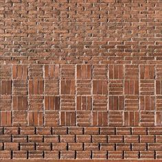 Themes and variations  #brickwork #inspiration #pattern #basketweave
