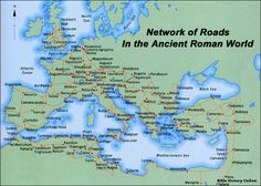 Map of the Roads in Ancient Israel (Bible History Online) Ancient Near East, Ancient Rome, Ancient History, History Images, History Facts, United Nations Peacekeeping, Bible Software, Bible Mapping, Roman Roads