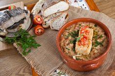 Quem gosta de Açorda de bacalhau de Aveiro?