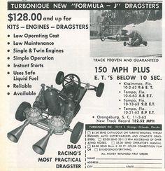 Vintage Ad: Rocket-Fueled Go-Cart