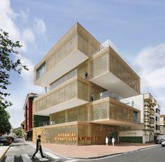 Losada-García-Arquitectos-.-Cultual-Center-La-Gota-–-Tabacoo-Museum-.-Navalmoral-de-la-Mata-2.jpg (709×697)
