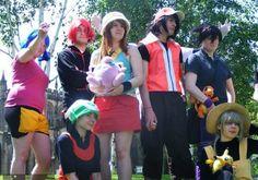 Pokemon Ash Ketchum, Ash Pokemon, Pokemon Costumes, Royal Blue, Cosplay, Fashion, Moda, Fashion Styles, Fashion Illustrations