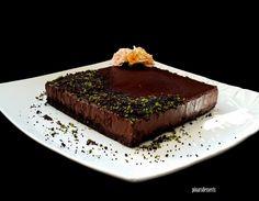 Pınar's Desserts: Çikolatalı Crumble Puding