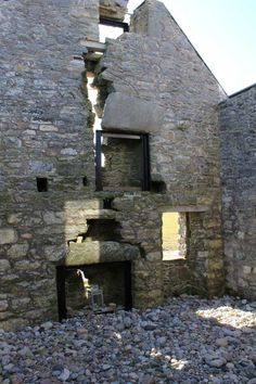 House at Grishipol, Isle of Coll  / wt architecture - William Tunnell