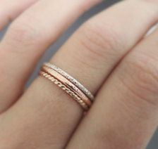 Stacking in Rings - Etsy Jewelry - Page 9