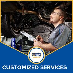 Customized services, personalized quotes.  #Kirkmotors #autocare #servicedepartment #Napa