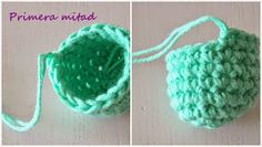 Sin ton ni son: Tutorial: corazón tiernito de amigurumi Chrochet, Crochet Hats, Diy Crafts, Knitting, Patterns, Crochet Diagram, Key Chains, Diy And Crafts, Ideas