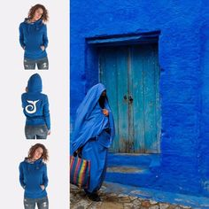 Born To Travel, Blue Africa