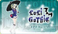 Loli Gothic Theme