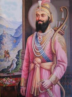Thank you, Guru Gobind Singh Ji