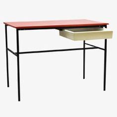 Desk by Pierre Guariche for Meurop, 1950s 2