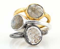 Robindra Unsworth rings.