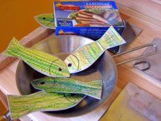 julie ♥ adore dimanche: sardines