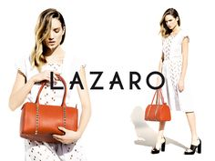 Colección Primavera – verano 2014. #Levantateyanda www.lazarocuero.com.ar