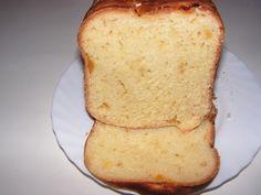 0071. chlebík-buchta ovocná z kompotu od zindule - recept pro domácí pekárnu Cornbread, Banana Bread, Ethnic Recipes, Food, Millet Bread, Essen, Yemek, Meals