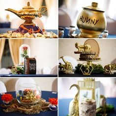 A Disney Inspired Wedding at Castle Avalon