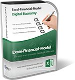 EFM for digital economy #business models is perfect for all kinds of digital and recurring revenue business models, such as subscription models, Software as a Service, mobile applications, membership website models etc. Financial projections made easy at: