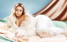 """Another Photo of Pregnant Blac Chyna's Nude Pose   She's so determine to """"break the internet"""" like her sister-in-law and anything goes. See another pic...  News"""