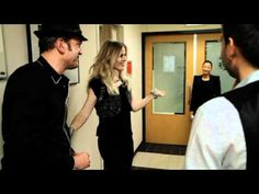 Backstage Gelredome 2011