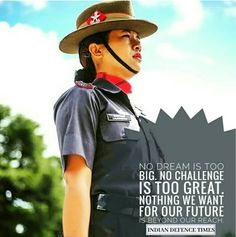 No dream is too big. No challenge is too great. Nothing we want for our future is beyond our reach.👮👮 Visit our official website:… Indian Navy Aircraft Carrier, Emma Stone Outfit, Air Force Fighter Jets, Indian Army Quotes, Indian Army Special Forces, Indian Army Wallpapers, Soldier Quotes, Indian Air Force, Warrior Quotes