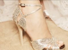La collection mariage 2014 de Jimmy Choo