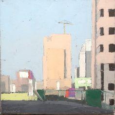 """Gineke Zikken: """"Zuid-As""""-7 (2008)"""