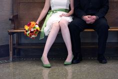 """The unexpected benefits of """"getting legalled"""" before our wedding"""
