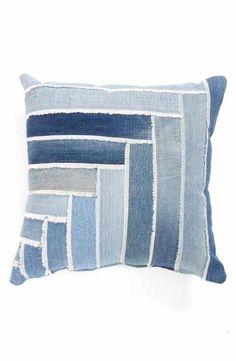 Brentwood Originals Denim Pillow