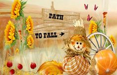 Image result for fall wallpaper Holiday Pictures, Fall Wallpaper, Children Images, Time Of The Year, Halloween Crafts, Fall Decor, Seasons, Cute, Diy