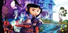 From Hocus Pocus to The Legend of Sleepy Hollow, here's a top 10 list of fun and spooky chills that everyone in the family can enjoy. Legend Of Sleepy Hollow, Coraline, Mickey Mouse, Disney Characters, Fictional Characters, Canning, Fantasy, Fun, Poster