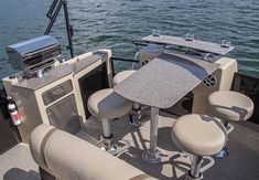Wet Bar On Pontoon Our Boats Pontoon Boat Party