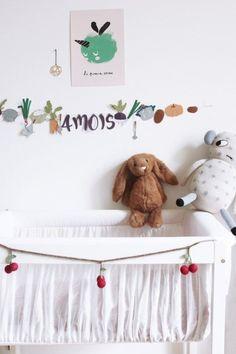 5 conseils pour une déco qui favorise le sommeil des bébés // Hëllø Blogzine blog deco & lifestyle www.hello-hello.fr  ♥️ #epinglercpartager