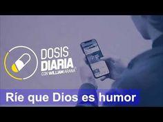 Dosis Diaria Roka - Ríe que Dios es humor - YouTube Humor Youtube, You Left Me, Falling Down, Diary Book, Grief, Messages