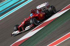 Fernando Alonso se tuvo que conformar con el séptimo mejor tiempo de los libres por detrás de los dos Red Bull, los dos McLaren y los dos Lotus.
