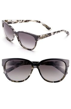 kate spade new york 55mm retro sunglasses available at #Nordstrom