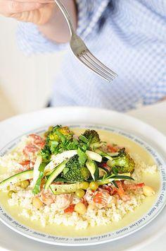 przyjazne w ciazy  http://www.makecookingeasier.pl/na-obiad/przepisy-dla-przyszlych-mamgrillowane-warzywa-i-kasza-kus-kus-z-jogurtem-greckim/