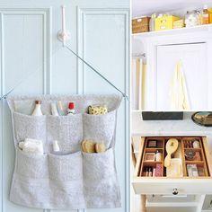 Love these bathroom ideas!