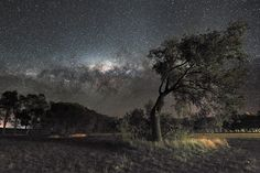 The Milky Way in Australia.  One of 2011 best photographs, but not the winner!  Photography by Alex Cherney.  He was the one that got me interested in down-under pictures.  I am shocked he did not win, but look at the other photo.  WOW.