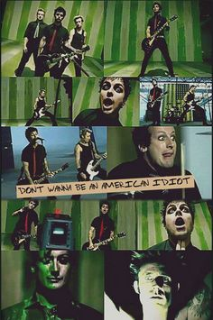 American Idiot. One of the best videos ever.