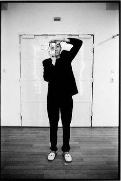 Anton Corbijn (Anton Johannes Gerrit Corbijn van Willenswaard, b 1955) Dutch photographer, music video and film director antoncorbijn.com