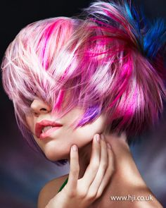 Tracey Devine – 2013 Schwarzkopf Professional Colour Technician of the Year Finalist