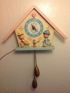 Irmi Clock