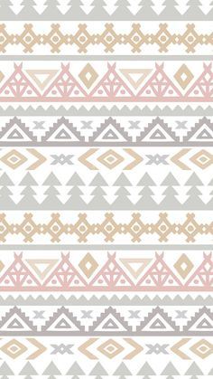 Boho, Indian summer, aztec print as a background for your phone Aztec Pattern Background, Aztec Pattern Wallpaper, Tribal Wallpaper, Tribal Background, Vs Pink Wallpaper, Ipad Background, Cute Wallpaper Backgrounds, Cute Wallpapers, Girl Background