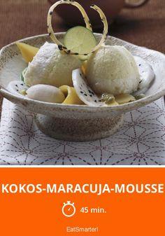 Kokos-Maracuja-Mousse