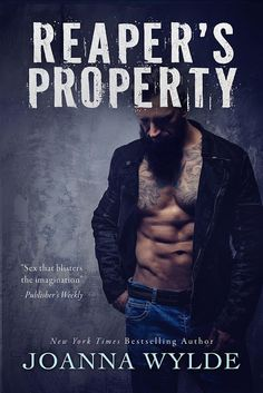 Hot NEW COVER!! Reaper's Property by Joanna Wylde http://pronetocrushes.blogspot.com/2016/07/cover-re-reveal-reapers-property-by.html